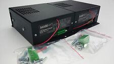 GT XA200 Dual Tone Siren Amplifier No Speaker Compar Federal Police Code3 Carson