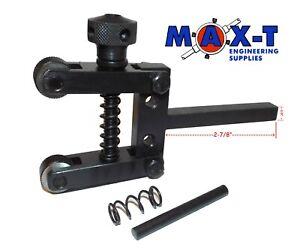 "Knurling Tool Holder 3/8"" x 3/8"" x 5-3/4"" Shank Clamp Type"