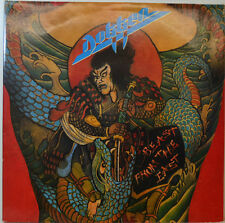 "Dokken - Beast from the East - Elektra Ekt 55 - 960823 - 2 x 12 "" LP (Y557)"
