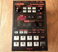 Roland BOSS SP -202 sampler musical instrument