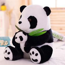 "New 30cm Soft Stuffed Animal Panda Plush Doll Toy Birthday Girl Kid Gift 11.80"""