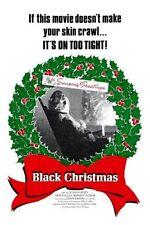 Black Christmas Movie Poster 24x36