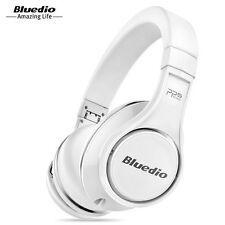 Bluedio u ( UFO ) auriculares Inalámbricos Bluetooth de diadema Micrófono blanco