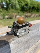 Mantis Classic Petrol Tiller breaking for parts, Carburetor