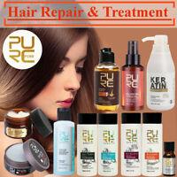 PURC Pure Keratin Straightening Treatment Hair Care Repair Healing Hair