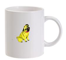 Pug Illustration Personalised Mug Dogs Xmas Funny Mens Womens Gift