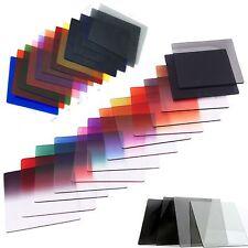 24 Filter Set Density Graduated Neutral Density ND2 4 8 16 Grey Kit For Cokin P