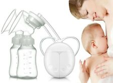 Electric Automatic Double Intelligent Breast Pump Baby Feeder Handfree UK