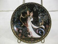 "The Love Story Of Siam Limited Edition #11905 Collectible Plate ""The Magic Bowl"""