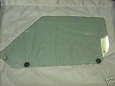 Corvette69-74 LS Coupe Original/Door Glass Code AL