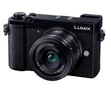 Panasonic Mirrorless Camera LUMIX GX7MK3 Leica DG Lens Kit Black EMS w/Tracking