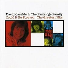 DAVID CASSIDY & THE PARTRIDGE FAMILY COULD IT BE FOREVER Greatest Hits CD NEW