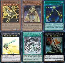 The Winged Dragon of Ra Complete Deck - Disciple X2  Mound - 55 Cards - Yugioh