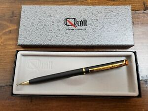 Quill Black Matte Pencil with Box