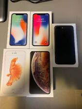 IPhone Empty Box Lot Of 5 Boxes
