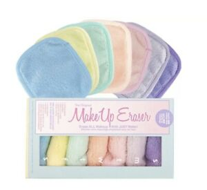 New MakeUp Eraser No Bad Days MINI 7 Day Set Pastel Pastels w/ mini laundry bag