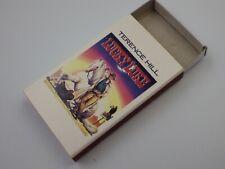 Boite d'allumette vintage cinéma film année 90s TERENCE HILL Lucky Luke