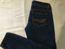 Rue21 Super Skinny Blue Denim Jeans Women Size 5/6