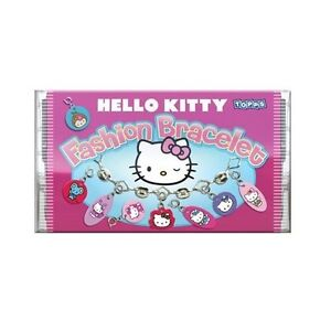 x 5 packs Hello Kitty Fashion Charms & Bracelets by Topps