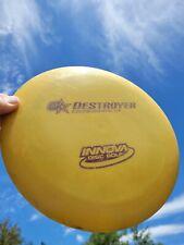 Innova GStar Destroyer Distance Driver Golf Disc 175g