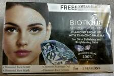 Biotique Diamond Facial Kit - For Skin Polishing and Brightening Skin