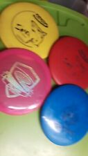 4 Disc golf Discs Innova And falcion