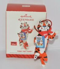 More details for rare hallmark keepsake kelloggs tony the tiger new 2014
