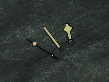 Snowflake Milsub Snow Flake Watch Hands for ETA 2824 2836  Vintage Yellow