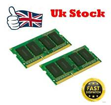 KIT 8gb 2x 4gb ddr3 1066 MHz pc3-8500 sodimm notebook memoria RAM Macbook pro Apple