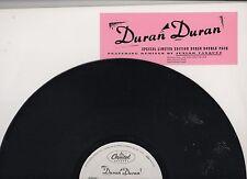Duran Duran Double Pack Remixes by Junior Vasquez Pro 12inch 2 Lp's US Vinyl