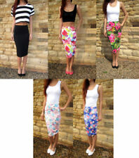 Knee Length Straight, Pencil Skirts Size Tall for Women