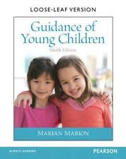 Guidance of Young Children, Loose-Leaf Version by Marian C. Marion (2014,...
