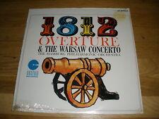 THE WARSAW CONCERTO hamburg 1812 Overture LP Record - Sealed