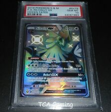 PSA 10 GEM MINT Silvally GX SV79/SV94 SM Hidden Fates SHINY HOLO Pokemon Card