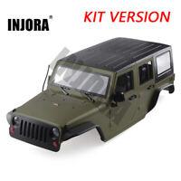 313MM Wheelbase Body Shell Kit for 1/10 RC Axial SCX10 & SCX10 II 90046 90047
