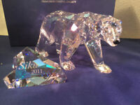 Swarovski 2011 Annual Edition - Siku Polar Bear(Polar Bear Cubs-separate item)