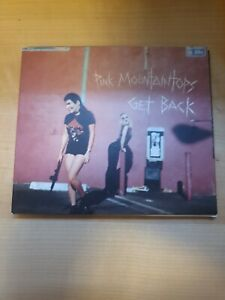 The Pink Mountaintops-Get Back CD