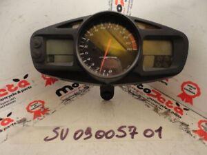 Strumentazione gauge tacho clock dash speedo Suzuki gsr 600 06 10