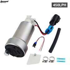 Walbro F90000267 High Performance Racing 450LPH Fuel Pump w/Install Kit - E85