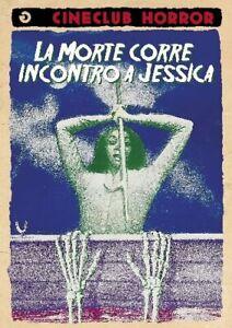LA MORTE CORRE INCONTRO A JESSICA - LET'S SCARE JESSICA TO DEATH - DVD PAL