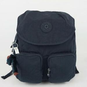 KIPLING FIONA Medium Backpack True Blue Tonal