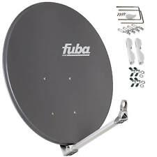 Fuba 110cm DAA110A SAT Antenne Spiegel Schüssel Aluminium Anthrazit HDTV 3D TOP