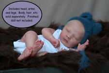 "Realborn® Joseph Sleeping (18"" Reborn Doll Parts Kit) DIY"