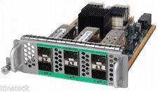 Nuevo genuino Cisco n5k-m1060 Nexus 5000 6-port de canal de fibra FC módulo de expansión