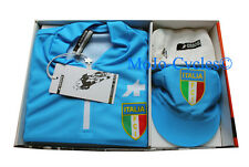 Assos Heritage Pack Federation Italiana Small Md, Large, X-Large, XLG, TIR (2XL)