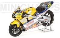 MINICHAMPS 122 016176 HONDA NSR500 Valentino Rossi Le Mans 500cc GP 2001 1:12th
