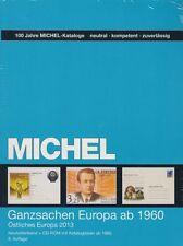 Michel Ganzsachen - Katalog / CD-ROM Europa ab 1960 - Östliches Europa 2013