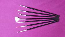 Nail Art Brush Set UK Seller