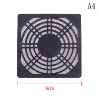 Dustproof 90mm Mesh Case Cooler Fan Dust Filter Cover Grill for PC Computer Y UQ