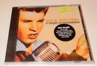 A Night to Remember by Rick Nelson (CD 1999, Fuel 2000)  NEW